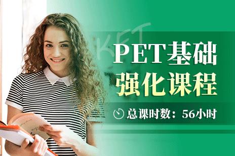 石家庄PET课程培训